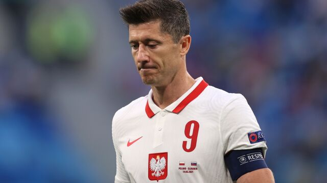 """Lewandowski rozczarowany. """"Takie pomyłki na mistrzostwach nie mogą się zdarzyć"""""""