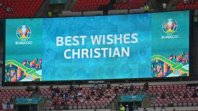 """""""Musimy wygrać dla Christiana"""""""