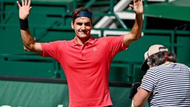 Federer wrócił na ukochaną trawę. Kolejny rywal już znany