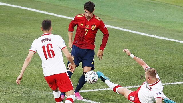"""Strzelił gola Polsce, czuje złość. """"To kolejny mecz, który nam uciekł"""""""
