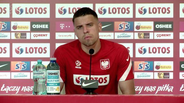 """""""Zamknęliśmy etap Słowacji. Jesteśmy przekonani, że możemy wygrać z Hiszpanią"""""""