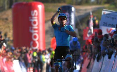 Miguel Angel Lopez wygrał 4. etap Volta ao Algarve