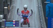Drugi przejazd polskiej dwójki w Pucharze Świata w Winterbergu