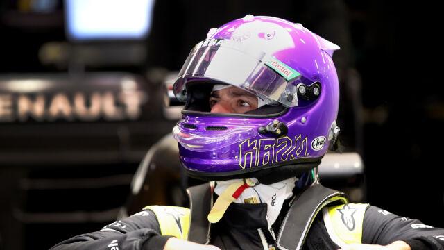 Kierowca Formuły 1 oddał hołd Bryantowi