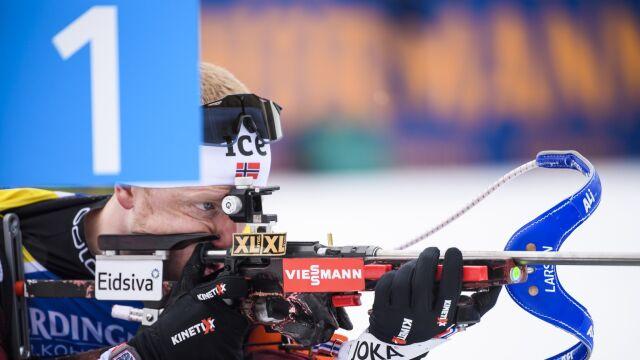 Najważniejsze wydarzenia z pojedynczej sztafety mieszanej - mistrzostwa świata w biathlonie