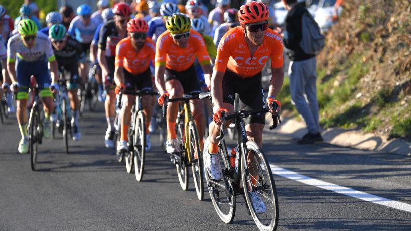 CCC Team układa kadrę na Tour de France. Trzech liderów