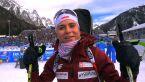 Żuk przed pojedynczą sztafetą mieszaną w mistrzostwach świata w Anterselvie