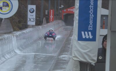 Rosja wygrała sztafetę w Pucharze Świata w Winterbergu