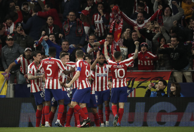 Liverpool tym razem bezradny. Atletico z niespodziewaną wygraną