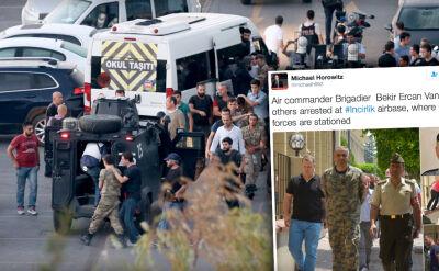"""""""Masowe czystki w tureckiej armii"""""""