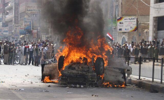 Jemen: zginęli studenci, tysiące na ulicach