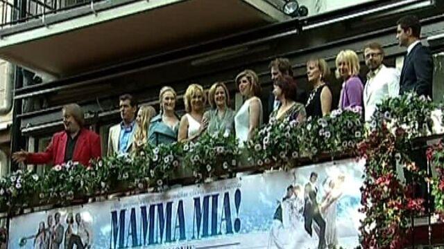 Mamma Mia! ABBA znowu razem!