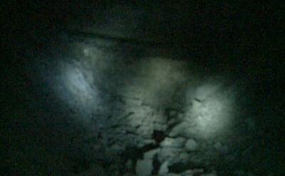 W takich warunkach górnicy z Rudnej czekali na ratunek