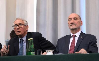 Antoni Macierewicz i pytanie o podkomisję smoleńską