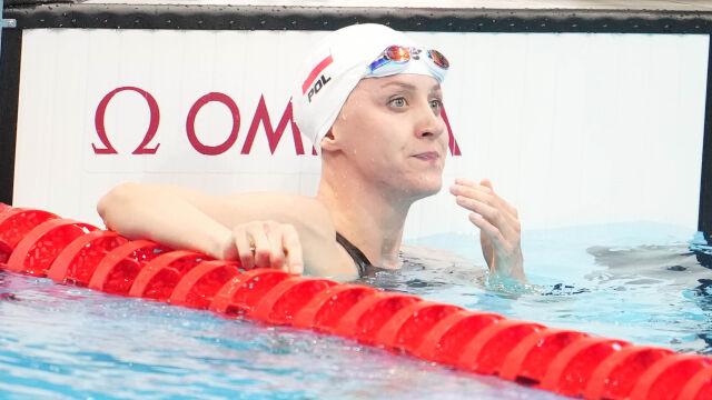 Jedenaście setnych od medalu. Polska pływaczka obeszła się smakiem