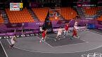 Tokio. Skrót meczu Polska – Holandia w koszykówce 3x3 mężczyzn