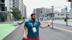 Tokio. Konrad Bukowiecki zaprasza na spacer po wiosce olimpijskiej