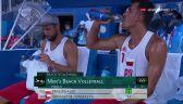 Tokio. Fijałek/Bryl wygrali pierwszego seta w starciu z Chilijczykami w siatkówce plażowej