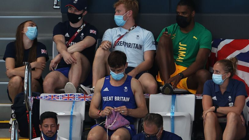 """Nietypowa pasja mistrza olimpijskiego. """"To utrzymuje mnie przy zdrowych zmysłach"""""""
