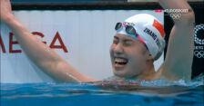 Tokio. Zhang mistrzynią olimpijską na 200 m stylem motylkowym