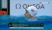 Tokio. Starty Polaków w pływaniu podczas 8. dnia igrzysk olimpijskich w Tokio