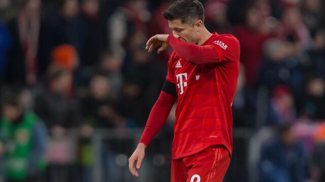 Lewandowski dziękuje za wsparcie i apeluje: trzymajcie kciuki