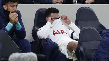 Gwiazda Tottenhamu zakpiła z koronawirusa.