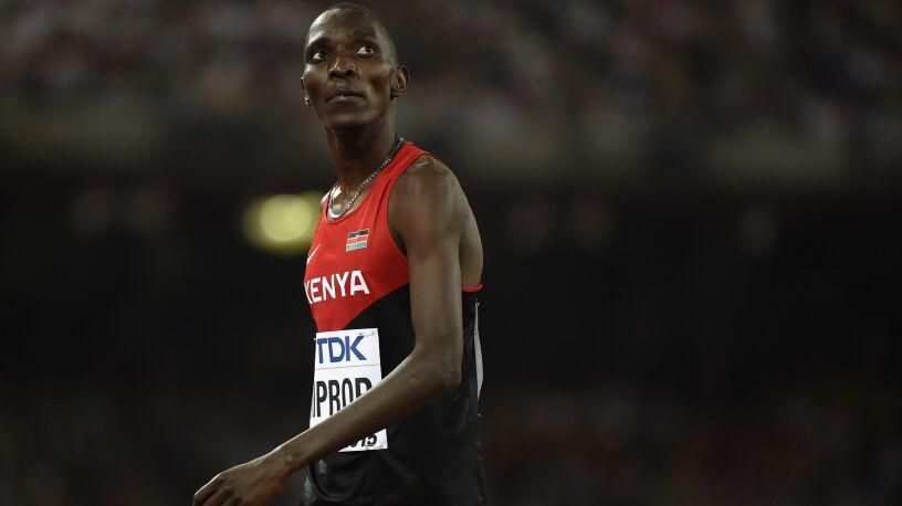 Zdyskwalifikowany mistrz olimpijski zamienia bieżnię na samochód rajdowy