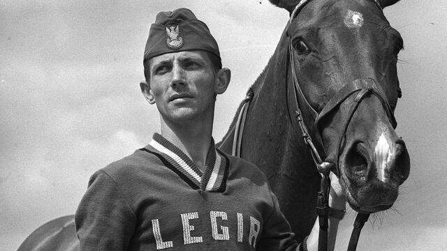 Nie żyje Jan Kowalczyk, jedyny polski mistrz olimpijski w jeździectwie