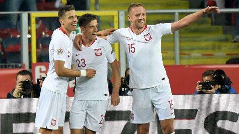 Polacy mogą pozostać  w najwyższej dywizji Ligi Narodów. Decyzja we wtorek