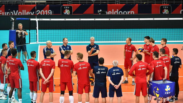 Trener Polaków: drużyna zrobiła ogromny mentalny krok naprzód