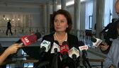 Kidawa-Błońska: Chęć kandydowania Schetyny na szefa PO nie jest zaskoczeniem
