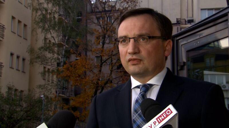 Ziobro: wywody sędziego zdradzały emocjonalny stosunek do Polańskiego