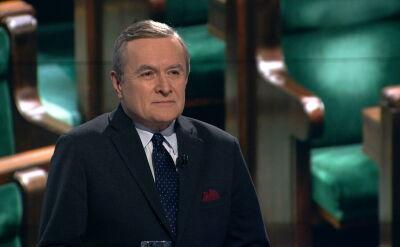 Prof. Gliński: 500 złotych na dziecko możliwe już w pierwszym półroczu