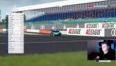Blajer wygrał 2. wyścig Audi Eurosport eRacing