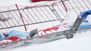 Wiatr storpedował rozegranie drugiego przejazdu giganta w Semmering