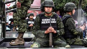 Meksykańska armia walczy z kartelami. Trybunał: to niezgodne z konstytucją