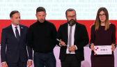 """Dziennikarze """"Superwizjera"""" z nagrodą za reportaż """"Polscy neonaziści"""""""