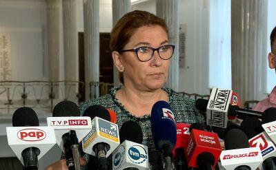 Mazurek: suma aktywów dla małych banków komercyjnych, do 3 mld euro została określona przez Komisje Europejską