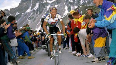Pierwszy Polak, który ograł wielkich w Tour de France. Zenon Jaskuła rowerem już tylko się bawi