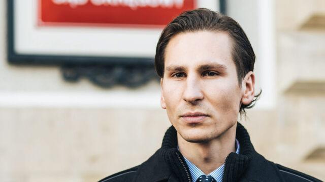 O prezydenturę w Gdańsku zawalczy Kacper Płażyński