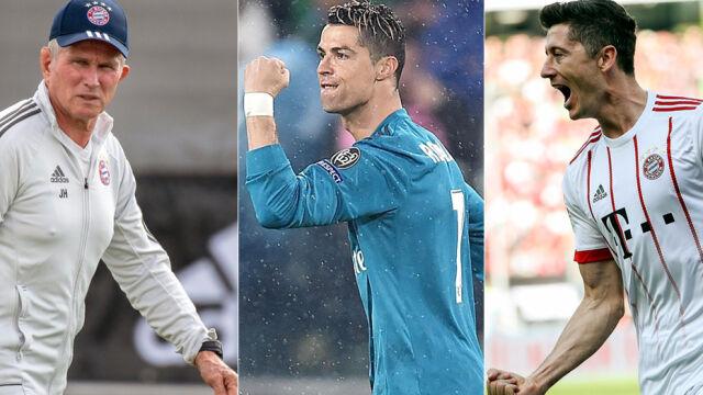 """""""Ronaldo? Równie dobrze mogę zapytać, kto zatrzyma Lewandowskiego"""""""