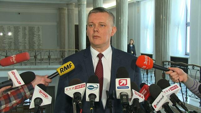 Tomasz Siemoniak komentuje prezydenckie weto