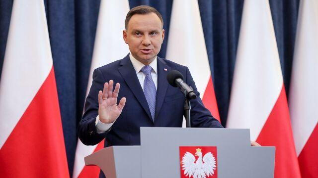 Beata Mazurek: jesteśmy zawiedzeni. Prezydent wetuje ustawę degradacyjną