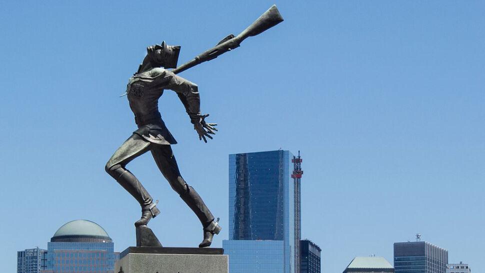 """Pomnik Katyński w Jersey City stanie """"w lepszym miejscu"""""""