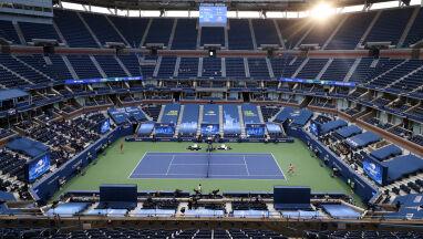 Kwalifikacje US Open bez kibiców na trybunach