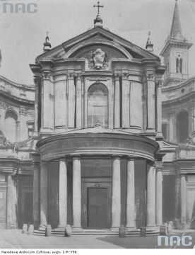 Kościół Tytularny Prymasa Polski księdza kardynała Augusta Hlonda w Rzymie, okres międzywojenny