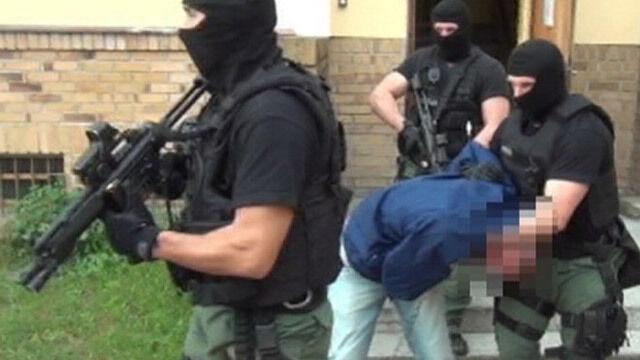 36-latek aresztowany. To on w lutym obciął maczetą dłoń mężczyźnie?
