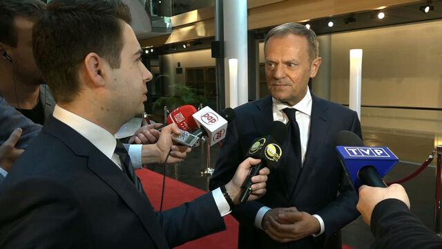 Tusk: sugestie, że chcę zablokować porozumienie z Brukselą, są absurdalne