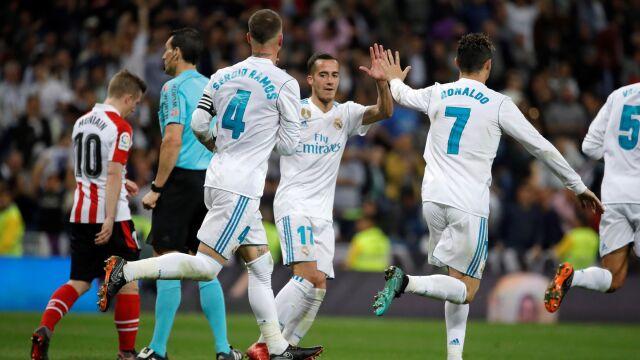 Liga Mistrzów za pasem, Real zawodzi. Przed porażką ratował Ronaldo